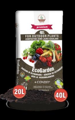 ecogarden 20 L ir  40 L